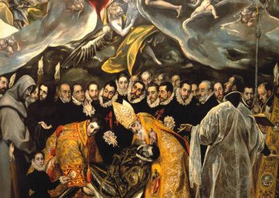 """Toledo de """"El Greco"""" con tren turistico"""