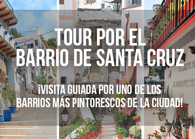 Visita guiada por el Barrio de Santa Cruz