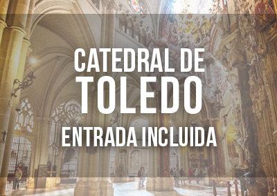 VISITA GUIADA POR EL INTERIOR DE LA CATEDRAL DE TOLEDO CON ENTRADA INCLUIDA