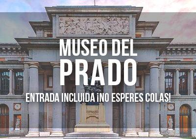 Visita guiada al Museo del Prado con entrada incluida