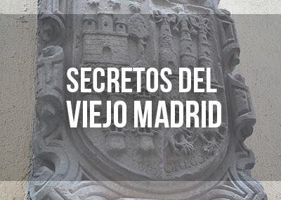 Los secretos del viejo Madrid