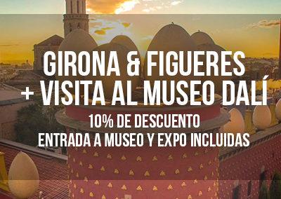 GIRONA & FIGUERES Y VISITA AL MUSEO DALÍ