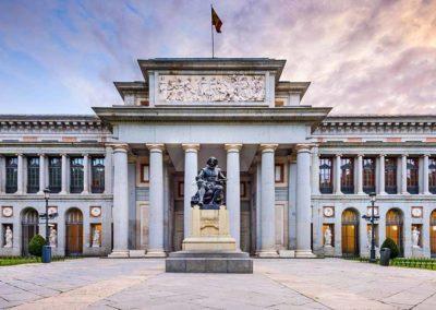 Visita guiada al Madrid de los pinceles y Madrid de los Austrias