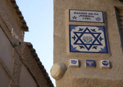 Toledo de las Tres Culturas con tren turistico
