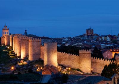 Ávila: la Gran Muralla de Castilla