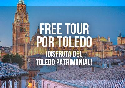 """FREE TOUR """"TOLEDO PATRIMONIO"""""""