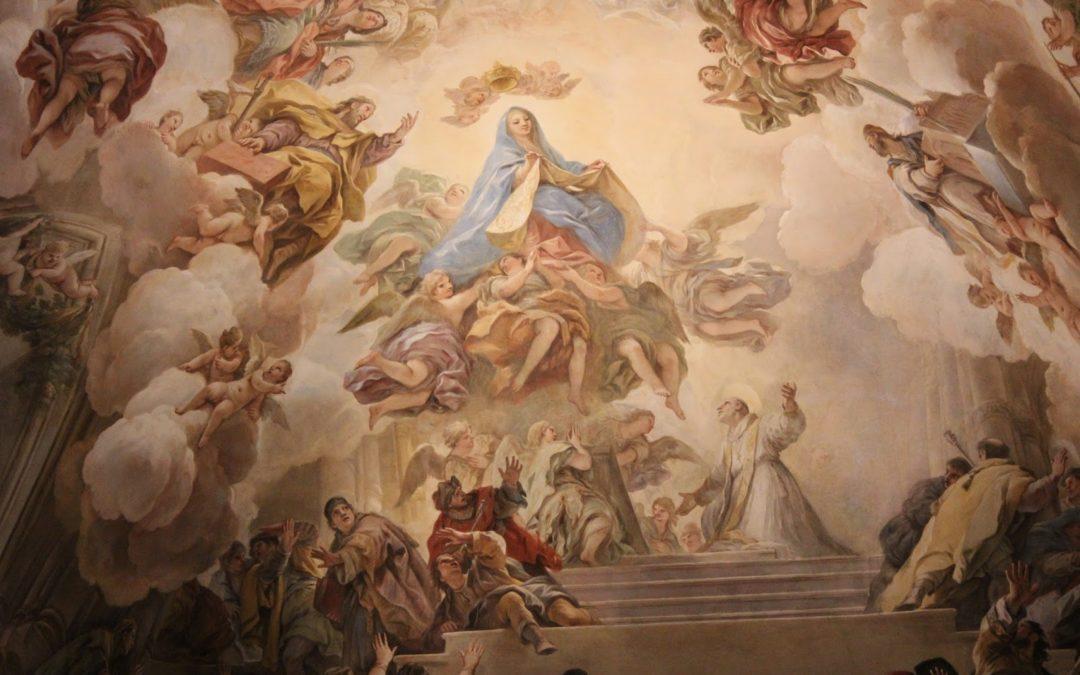 San Ildefonso, patrón de Toledo