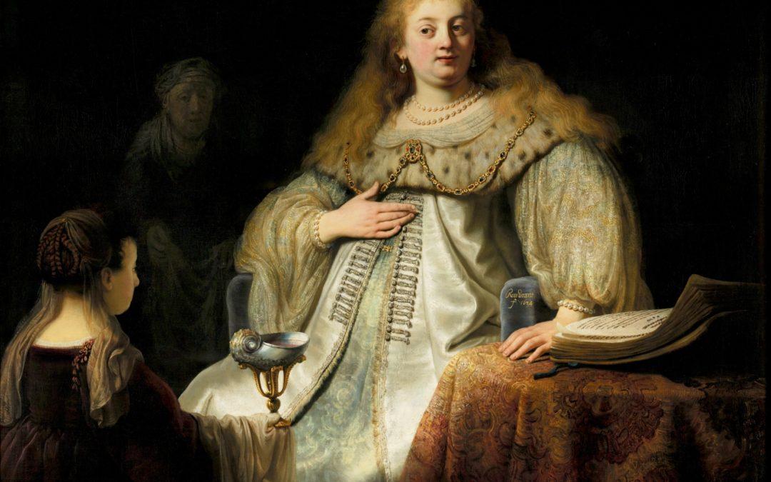 15 de julio: Rembrandt Van Rijn